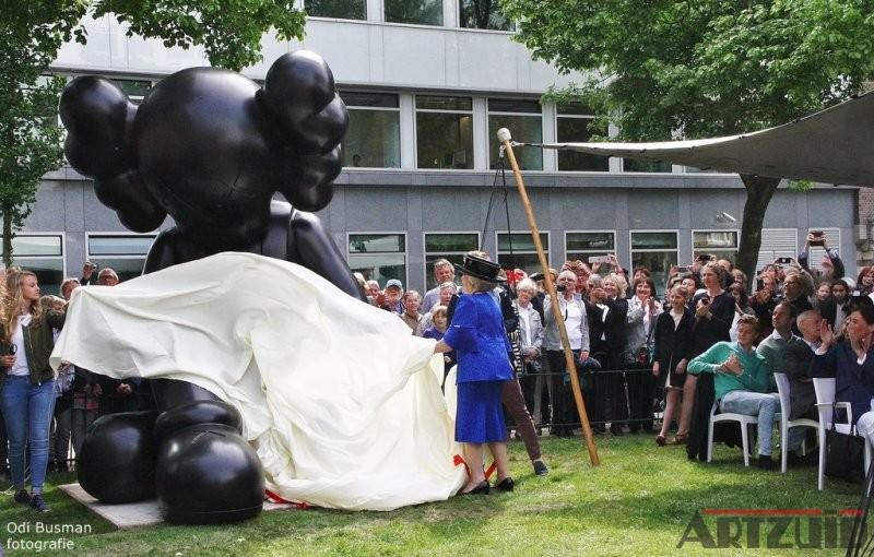 ARTZUID Opening 2015 Beatrix