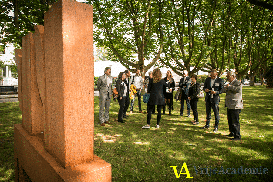 ARTZUID Vrije Academie - guided tour