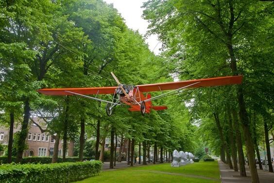 vliegtuig - Joost Conijn