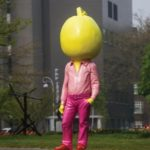 Erwin Wurm - Big Pumpkin-ARTZUID-2013-archief