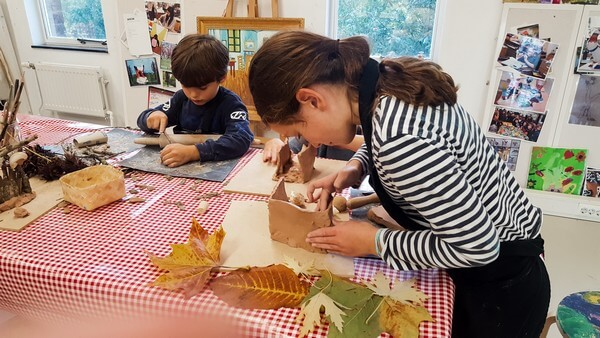 ARTZUID ART CAMP Herfst